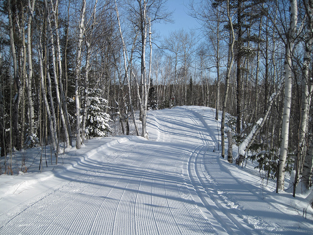Temiskaming Nordic - Ski Northern Ontario - Red Trail