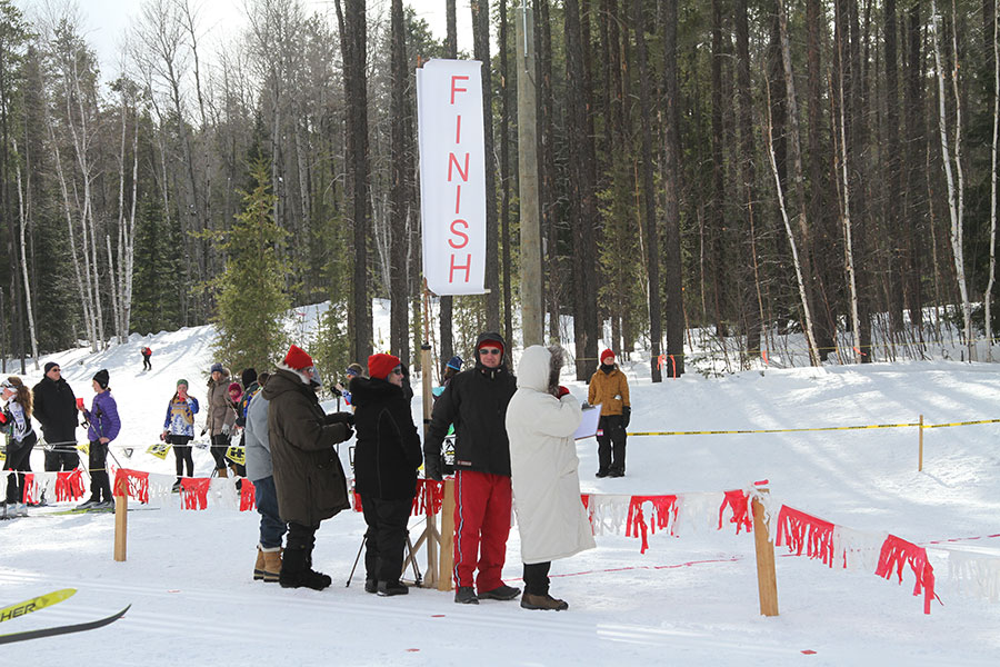 Temiskaming Nordic - Ski Northern Ontario - Racing at Temiskaming Nordic