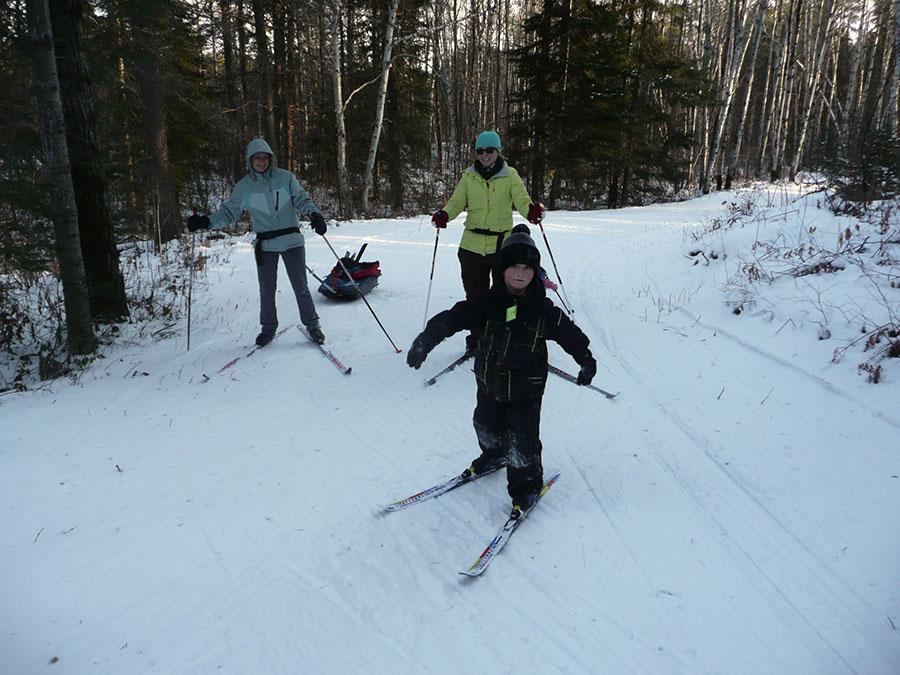 Temiskaming Nordic - Ski Northern Ontario - Why Ski at Temiskaming Nordic