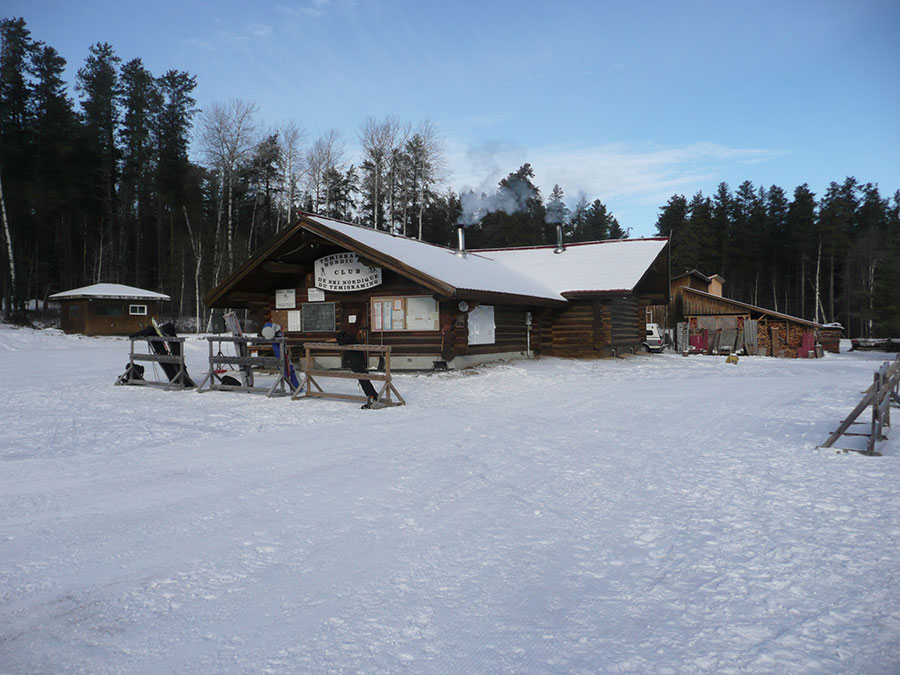 Temiskaming Nordic - Ski Northern Ontario - Recent Projects