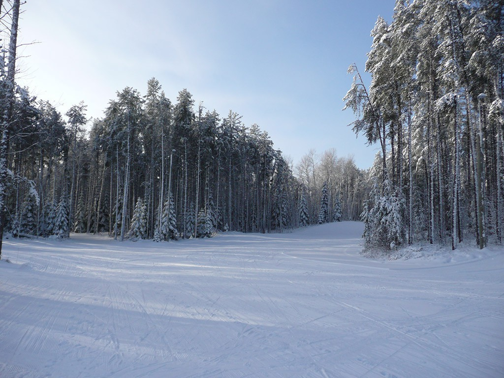 Temiskaming Nordic - Ski Northern Ontario - Trail Setting