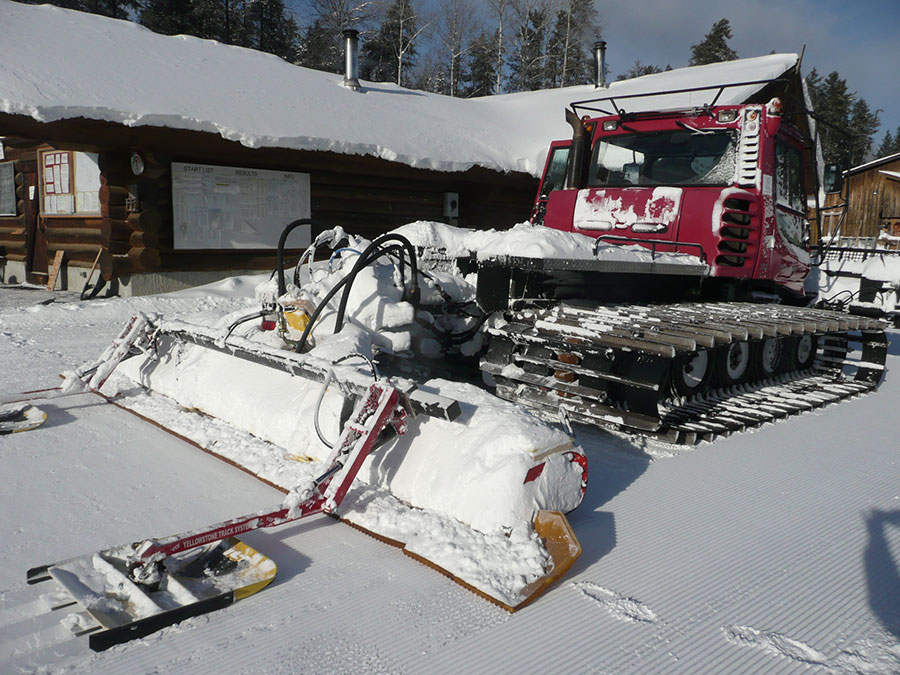 Temiskaming Nordic - Ski Northern Ontario - About the Grooming