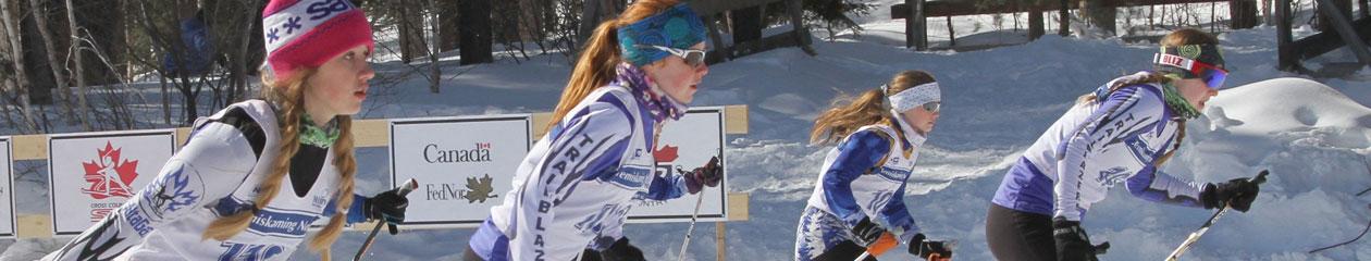 Temiskaming Nordic - Ski Northern Ontario - Racing at Temiskaming Nordic